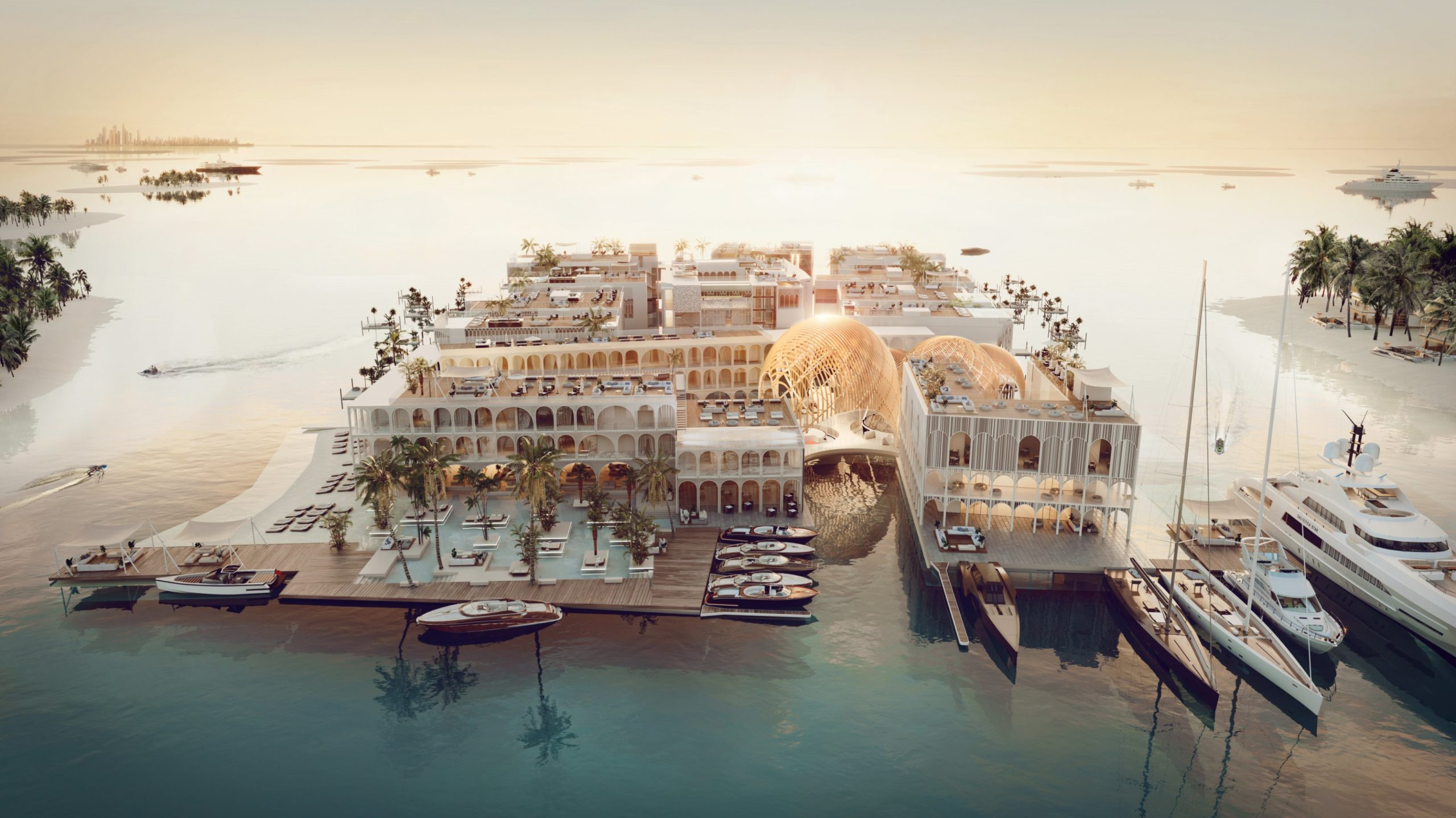 The Floating Venice