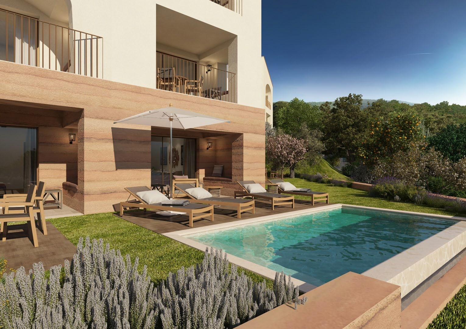 Viceroy Residences at Ombria Resort